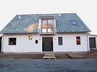 Eget projekt i samarbete med arkitekt Björn Ask