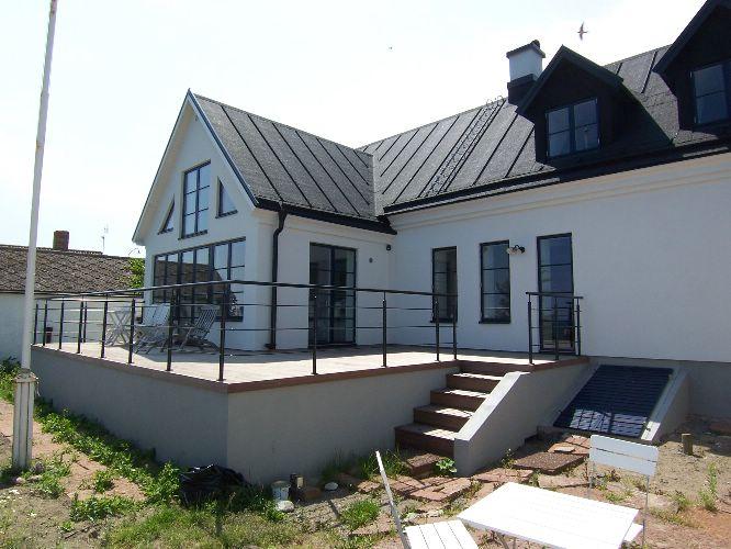 Ombyggnad av sommarhus